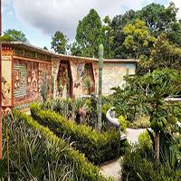 Jardín Etnobotánico Xochipilli. Un paraíso del México antig