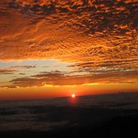 21 de Diciembre: Nacimiento del niño sol. Solsticio de Invierno.