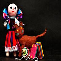 Juguetes Prehispánicos para el Día de Reyes