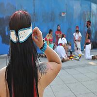 Conmemoran a Cuauhtemoc en Paseo de la Reforma